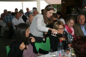 Weinprinzessin