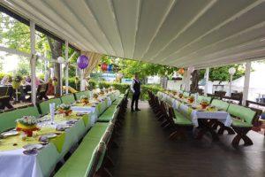Geburtstag feiern im Schützenhaus Neuhausen