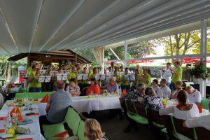 Familienfeier im Schützenhaus Neuhausen